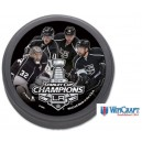 Los Angeles Kings WinCraft 2014 Stanley Cup Champions Player Printed Hockey Puck