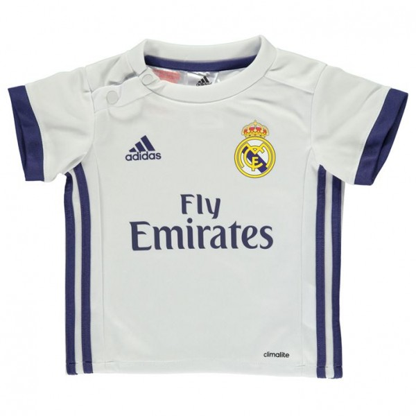 e6ddca2d8f0 ... Official authentic Real Madrid Mini Kit 15 16 home