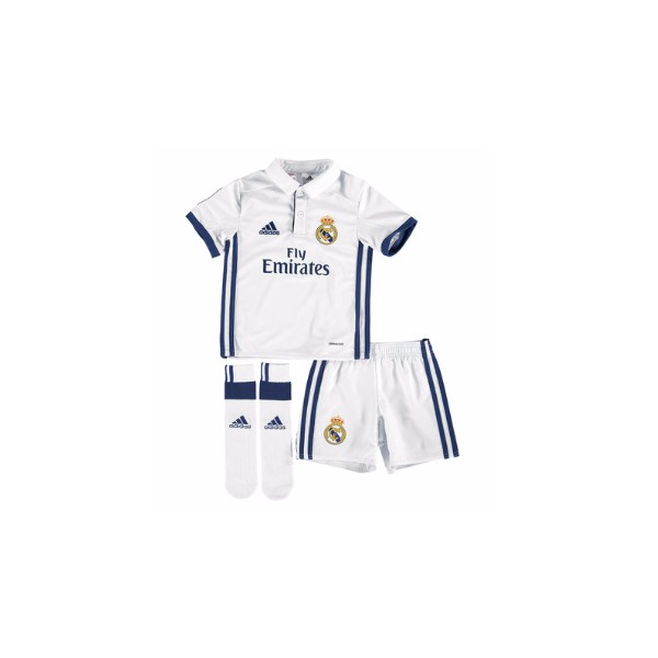 577950312bb ... Official authentic Real Madrid Mini Kit Your Name 15 16 home ...