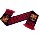 Official Authentic Scarf FC Barcelona, Red