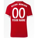 Official authentic FC Bayern Munchen Your Name Jersey 2017/18 away