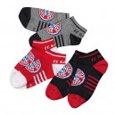 Official Authentic FC Bayern Munchen Infant Socks, Adidas, set