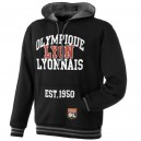 Official Authentic Olympique Lyon Hoody, Kids