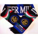 Official Authentic Scarf Inter, Inter Milano, Nike