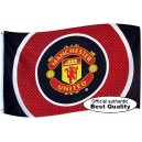 Official authentic Manchester United Red Flag