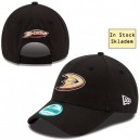 Anaheim Ducks Cap, New Era The League Adjustable, In Stock