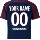 Official authentic Paris Saint Germain Your Name Jersey 2016/17 home