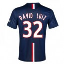 Official authentic Paris Saint Germain David Luiz Jersey 2014/15 home, In Stock