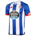 Official authentic Deportivo La Coruna Jersey, Home, Lotto