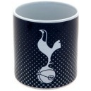Official Authentic Tottenham Hotspur Mug, Navy Style III.