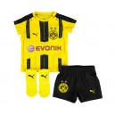 Official authentic Borussia Dortmund Baby Kit 2016/17 home, Kids