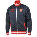 Official Authentic Arsenal Hoodie, Blue