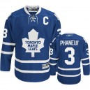 official replica jersey with the name of the player the Toronto Maple Leafs (Phaneuf)
