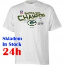 T-Shirt Green Bay Packers, Super Bowl XLV Champions Trophy Collection, In Stock