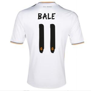 Dres Real Madrid Bale 2013/14, domácí, Skladem