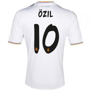 Dres Real Madrid Ozil 2013/14, domácí, Skladem