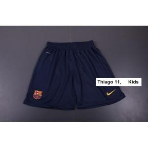 Trenýrky FC Barcelona Thiago 2013/14 domácí, Skladem, dětské