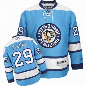 Ofic.replika dres Pittsburgh Penguins Fleury, výprodej