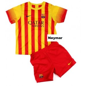 Dětský dres Neymar FC Barcelona 2013/14, venkovní, Skladem
