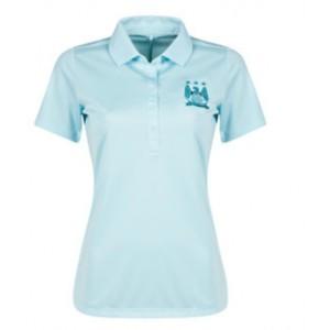 Oficiální autentické polo tričko Manchester City, Nike, dámské,