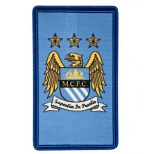 Oficiální autentický koberec Manchester City