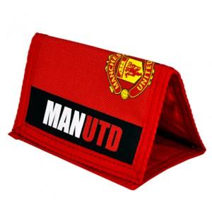 Oficiální autentická peněženka Manchester United
