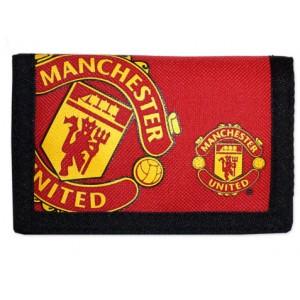 Oficiální autentická peněženka Manchester United Big Logo