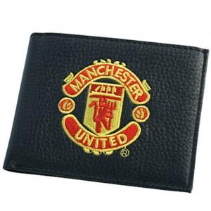 Oficiální autentická kožená peněženka Manchester United