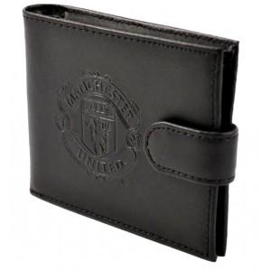 Oficiální autentická kožená peněženka Manchester United, Skladem