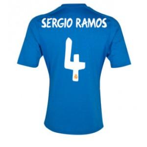 Dres Real Madrid Sergio Ramos 2013/14, venkovní, Skladem