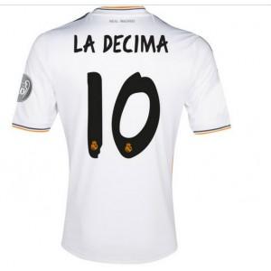 Dres Real Madrid La Decima, vítěz Liga mistrů 2014, Skladem