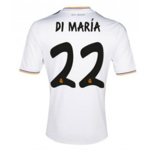 Dres Real Madrid Di Maria 2013/14, domácí, Skladem