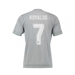 Oficiální auten. dětský dres Real Madrid, Ronaldo 15/16 venkovní