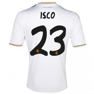 Dres Real Madrid Isco 2013/14, domácí, skladem