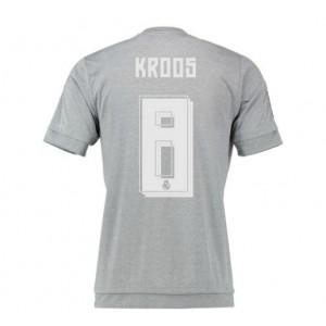 Oficiální autent. dětský dres Real Madrid, Kroos 15/16 venkovní