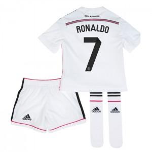 Oficiální autent. dětský dres Real Madrid, Ronaldo 14/15 domácí