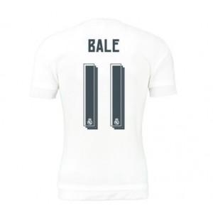 Oficiální autentický dětský dres Real Madrid, Bale 15/16 domácí