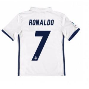 Oficiální autentický dres Real Madrid Ronaldo 2016/17 domácí, dě