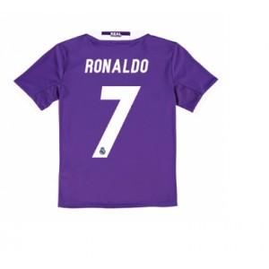 Oficiální autent. dres Real Madrid Ronaldo 2016/17 venkovní, dět