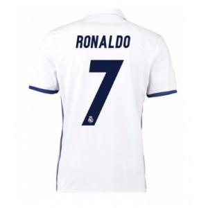 Oficiální autentický dres Real Madrid Ronaldo 16/17 domácí