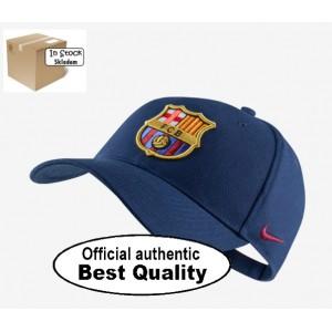 Oficiální autentická kšiltovka FC Barcelona Nike, Skladem