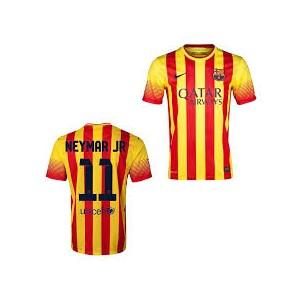 Dres Neymar FC Barcelona 2013/14 venkovní, Skladem
