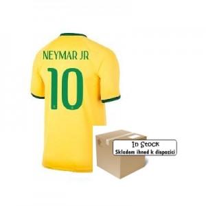 Dres Brazílie Neymar Jr 2014, World Cup, domácí, SKladem