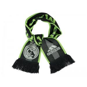 Oficiální autentická šála Real Madrid Stars Style, Black, Adidas