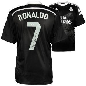 Oficiální autentický dres Real Madrid, Ronaldo, originál podpis