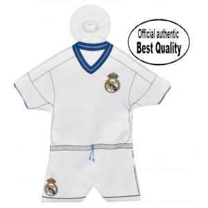 Oficiální autentická mini dres do auta Real Madrid
