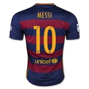 Oficiální autentický dres Barcelona Messi 15/16 domácí, Skladem