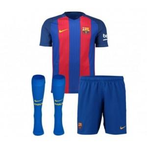 Oficiální autentický mini dětský dres FC Barcelona 16/17 domácí