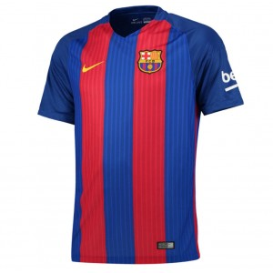 Oficiální autentický dětský dres FC Barcelona 2016/17 domácí