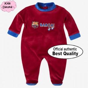 Oficiální autentické pyžamo FC Barcelona, Nike, dětské Skladem